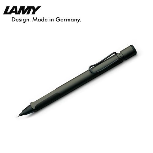 LAMY 사파리 샤프펜슬-차콜블랙(0.5mm) 117