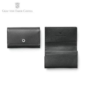 그라폰파버카스텔 가죽 명함 지갑 오픈형(118889)