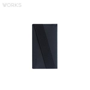 웍스 폰 홀더(58x100mm)-블랙(WBH-1509)