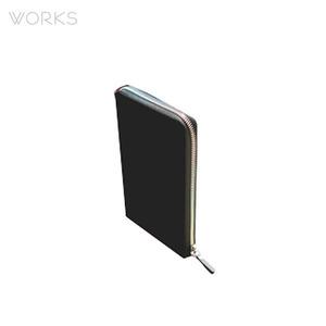웍스 팝 홀더 미디움(200x113mm)-블랙(WBH-1006)