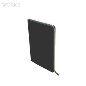 웍스 팝 홀더 라지(298x207mm)-블랙(WBH-1005)