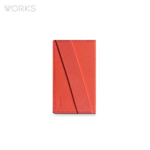 웍스 폰 홀더(58x100mm)-오렌지(WBH-1559)