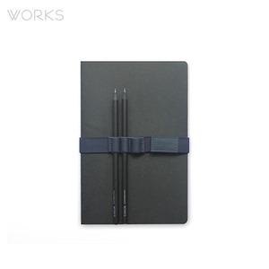 웍스 펜 홀더(148x20mm/A5)-네이비(WBH-1319)