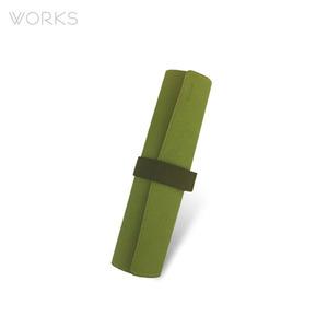 웍스 롤 홀더(280x210mm)-라임그린(WBH-1129)
