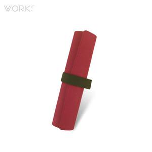 웍스 롤 홀더(280x210mm)-마젠타(WBH-1149)