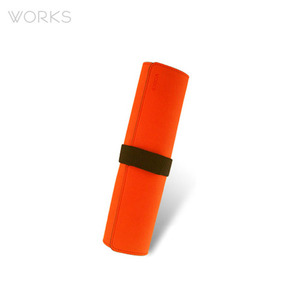 웍스 롤 홀더(280x210mm)-오렌지(WBH-1159)