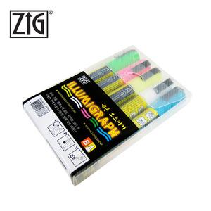 지그 네온보드 마카 5색 세트(PMA-510/5V)