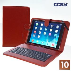 코시 브라운 10형 태블릿PC 케이스 키보드 KB1303CS
