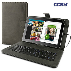 코시 그레이 10형 태블릿PC 케이스 키보드 KB1312CS
