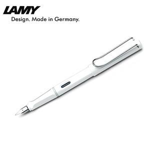 LAMY 사파리 만년필-샤이니화이트(EF/F촉)
