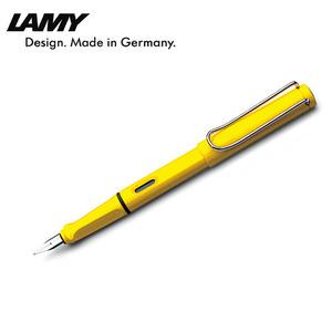 LAMY 사파리 만년필-옐로우(EF/F촉)