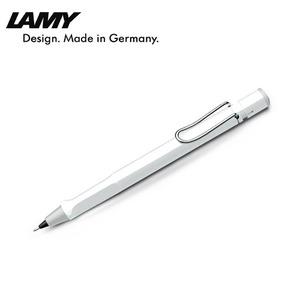 LAMY 사파리 샤프펜슬-샤이니화이트(0.5mm) 119