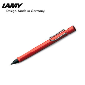 LAMY 사파리 샤프펜슬-레드(0.5mm) 116