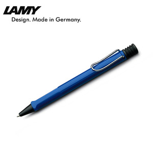 LAMY 사파리 볼펜-블루 214