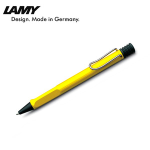 LAMY 사파리 볼펜-옐로우 218