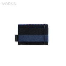 웍스 카드 홀더(100x60mm)-블랙(WBH-1409)