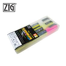 지그 네온보드 마카 3색 세트(PMA-510/3V)