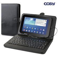 코시 뉴욕 7~8형 태블릿PC 케이스 키보드 KB1284CS