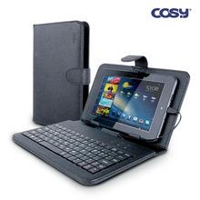 코시 7형 태블릿PC 케이스 키보드 KB1216CS
